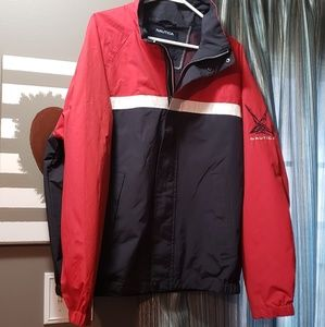 Nautica jacket perfect condition size large